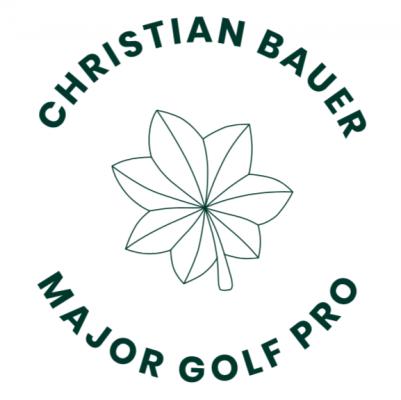 Major Golf Pro Christian Bauer